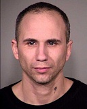Photo Credit: FBI - Teddy Stivahtis Jr. is shown here in an earlier mug shot.
