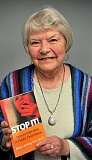 Photo Credit: STAFF PHOTO: VERN UYETAKE - Mary Lansing has published a book which will help people speak up when witnessing child abuse in public.