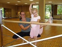 Photo Credit: SUBMITTED PHOTO - Instructor Laura Mabe teaches dance to children ages 18 months through 7 years.