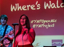 Photo Credit: TIDINGS FILE PHOTO - Students ages 13 to 18 will perform at the Youth Music Project open mic event Friday.