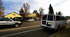 Photo Credit: FILE PHOTO - Photo radar vans are used in Beaverton and Portland, but Tigard has avoided the practice, although its one of only a handful of cities in the state allowed to run a program.