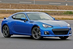 Photo Credit: SUBARU OF NORTH AMERICA, INC. - The 2015 Subaru BRZ continues to emphasize the joys back-to-basic sports cars.