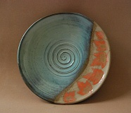 Photo Credit: CONTRIBUTED PHOTO - Janice A. Green created this ceramic bowl, which is among the pieces exhibited in Reflections, the latest show by the Gresham Art Committee. The exhibit runs through Dec. 4 in the Public Safety and Schools Building, 1333 N.W. Eastman Parkway.