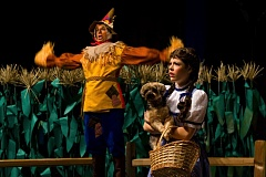 Photo Credit: CONTRIBUTED PHOTO - The Gresham High School Theater Department is producing 'The Wizard of Oz' as its fall musical. The production coincides with the movie's 75th anniversary.