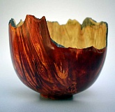 Photo Credit: SUBMITTED PHOTO - Jim Hall of Oregon City will offer his wood bowls at the South Shore Artists sale this weekend.