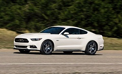 Photo Credit: COURTESY FORD MOTOR COMPANY - The redesigned 2015 Ford Mustang is expected to be a big seller.