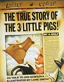 Oregon Childrens Theatres Young Professionals Company will present The True Story of the Three Little Pigs Dec. 5 to 20, based on the book by John Scieszka and Lane Smith.