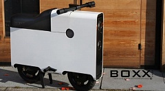 Photo Credit: COURTESY BOXX CORP. AND DRIVE OREGON - Portland's Boxx Corp. is raising money to start production in Oregon.