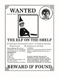 Photo Credit: COURTESY OF THE ST. HELENS ECONOMIC DEVELOPMENT CORP. - An 'Elf Wanted' poster distributed by the St. Helens Economic Development Corp. to promote a scavenger hunt it is organizing at 20 local businesses. Any participating player who finds all 20 hidden elves is eligible for a child-friendly prize.