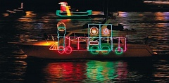 Photo Credit: COURTESY FILE PHOTO - The Christmas Ships Parade on the Columbia and Willamette rivers starts Dec. 5. See christmasships.org for schedule.