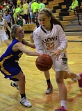 Photo Credit: VERN UYETAKE - Sidney Kolasinksi is one of three key returning seniors for the West Linn girls basketball team that is ranked in the top-10 in the early coach's poll.