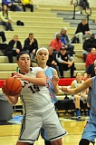 Photo Credit: MATTHEW SHERMAN - Lake Oswego guard Gabby Bruno scored a team-high nine points in the Lakers' first-round game of the Nike Interstate Shootout against Mark Morris.