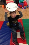 Photo Credit: SUBMITTED PHOTO - The Indoor Family Play Group sponosored by West Linn Parks and Recreation is for families with young children.