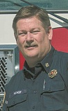 Photo Credit: CANBY HERALD FILE PHOTO - Ted Kunze, former Canby Fire chief, is Hubbard Fire District's new interim chief.