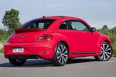 Photo Credit: VOLKSWAGEN AG - The 2015 VW Beetle R-Line is all dressed up and ready for fun.