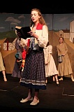 Photo Credit: COURTESY PHOTO - Dessa Myatt does a fine job as Belle with her pleasant voice and demeanor.