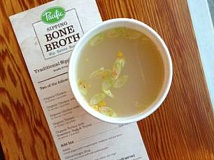 Photo Credit: TRIBUNE PHOTO: JENNIFER ANDERSON - Less bread and more broth is the theme at the Jola Cafe.