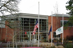 The Tigard Public Library's annual patron survey is available online to help the library rate its effectiveness.