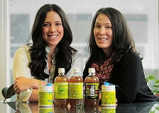 Photo Credit: STAFF PHOTOS: VERN UYETAKE - Daughter Marlo Yapp Lemmon, left, and mother Tam Yapp are dedicated to improving the health of the community by encouraging people to improve their gut flora by using their Real Food Real Life food products.