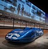Photo Credit: PORTLAND TRIBUNE PHOTO JOHN M. VINCENT - Race car legend Mickey Thompson drove the Challenger 1 to more than 400 miles per hour at the Bonneville Salt Flats in 1959.