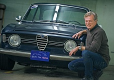 Photo Credit: TRIBUNE PHOTO: JOHN M. VINCENT - Keith Martin's publishing business started with a publication devoted to classic Alfa Romeos. It's grown to encompass the entire collector car world, with 30,000 copies of his flagship magazine delivered each month.