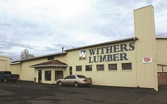 Photo Credit: INDEPENDENT PHOTO: TYLER FRANCKE - The former Withers Lumber store in Woodburn at 245 Young St. will become the site of a new ReStore serving the North Willamette Valley Habitat for Humanity.