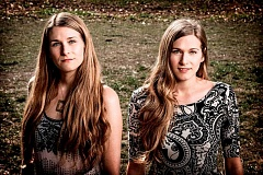 Photo Credit: COURTESY PHOTO - Shook Twins will bring original lyrics and beautiful harmonies to the Walters Cultural Arts Center Friday, Feb. 27.