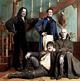 Photo Credit: SUBMITTED - Night life - A gang of vampires go about their normal activities in 'What We Do in the Shadows,' a mockumentary comedy that explores how the mythical bloodsucking creatures get by in the modern age.