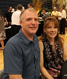 Photo Credit: SUBMITTED PHOTO - Beaverton City Council President Mark Fagin, with his wife Shelley.