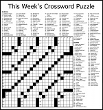 (Image is Clickable Link) Crossword