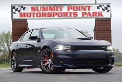 TRIBUNE PHOTO: JOHN M. VINCENT - The 2015 Dodge Charger can be the family sedan on the weekdays and a track-day warrior on the weekend. It's tough to find a sedan that achieves anywhere near the performance for the price of the new Charger.