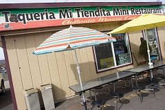 KEVIN SPERL - Taqueria Mi Tiendita is one of two Mexican stores in Prineville that have chosen not to sell tobacco products.