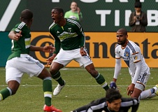 This Fanendo Adi goal against the Los Angeles Galaxy makes him want to shout.