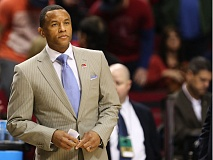 COURTESY OF DAVID BLAIR - Damon Stoudamire, a Portland native and ex-Wilson High star, has been paying his dues as an assistant coach, including a stint the past two seasons with the Arizona Wildcats.