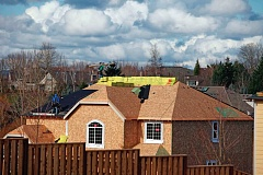 TRIBUNE FILE PHOTO - Growth is fueling new housing in the Bethany area of Washington County and other locations near the  edges of the urban growth boundary administered by Metro.