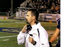 KORY MACGREGOR - New Molalla football coach Grant Boustead spent 10 seasons as an assistant coach at Canby, including the past five as the Cougars' defensive coordinator.