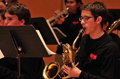 COURTESY PHOTO - The Pacific University Jazz Band will kick off the spring concert series with Jazz Nite.