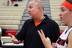 TIMES FILE PHOTO - Former Beaverton head coach Jay Ego was the longest tenured head girls basketball coach in Metro where he helped the Beavers capture two league titles.