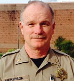 Columbia County Sheriff Jeff Dickerson