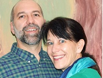 SUBMITTED - Prayer team - Jeff and Lecia Retter will lead the 'Joy of Intercession' class at the Northside Community Church. The class will kick off April 22 and continue weekly on Wednesday nights.