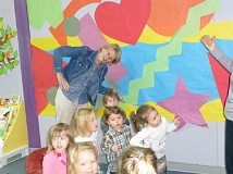 SUBMITTED PHOTO - Sonshine Express Preschool Director Patty Hottman will retire at the end of the school year, after 40 years of service.