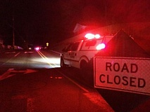 KOIN 6 NEWS - Southbound 99E in Milwaukie after fatal crash.
