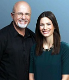 SUBMITTED PHOTO - Dave Ramsey and Rachel Cruze