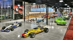 PAMPLIN MEDIA GROUP - The history of racing - Races and high performance cars will be on permanent and rotating display when the World of Speed opens on April 24.