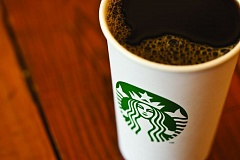 COURTESY OF STARBUCKS CORP. - Coffee House Holdings, a subsidiary of Seattle's Starbucks Corp., is seeking liquor licenses for five more Portland-area shops that could be added to the Starbucks Evening program, where beer and wine are served.