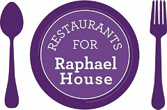 SUBMITTED PHOTO - Chucks Coffee and Chuckie Pies are participating in Restaurants for Raphael House. A portion of proceeds made at the businesses May 20 will be donated to the nonprofit, which helps women and children escape domestic violence.