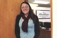 INDEPENDENT PHOTO: TYLER FRANCKE - Holli Thomas is the new executive director of the Woodburn Area Chamber of Commerce.