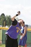 PHIL HAWKINS - Gervais senior Henry Fleener placed second in the shot put (42-07) and discus (133-00) at the PacWest Conference district championships Thursday to earn a berth to the 3A state track meet on Thursday and Friday.