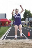 PHIL HAWKINS - St. Paul senior Remy Brentano makes her fourth visit to the state championships this week when she competes in the 4x100 relay and the triple jump.