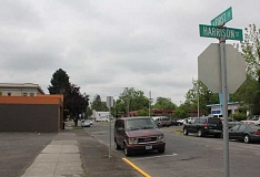 LINDSAY KEEFER - First Street's makeover is the next priority for Woodburn City Council.